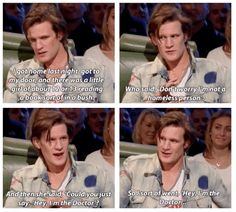 31 Times Matt Smith Was the Most Perfect Human Being Ever