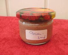 Rezept Rosen Senf von sauerampferstängelchen - Rezept der Kategorie Grundrezepte