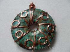 Wire Wrapped Donut