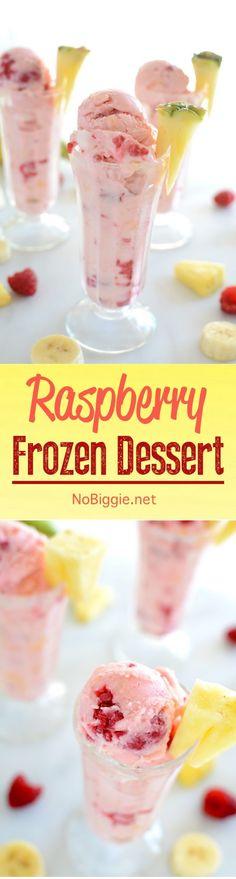 Raspberry Frozen Des