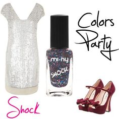COLORS PARTY. SHOCK Collection. E joy your nails! ♥ #baby #beautiful #beauty #bestoftheday #cool #cute #fashion #fashionista #girl #girls #inspiration #iphonesia #life #look #love #model #nail #nailart #nailpolish #nails #outfit #photooftheday #pretty #shoes #shopping #style # happy #smile #friends #cute #glitter #smile