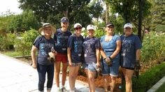 """Coldwell Banker volunteers with Friends of East Sacramento for the United Way California Capital Region """"Groom the Garden"""" Day of Caring project."""