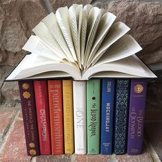 Day 3 of #weasleysmiraclesjune is for #bookishrainbow. *** #book #books…