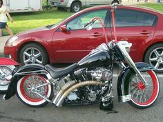 Hogs, Harleys, Baggers, Choppers #harleydavidsonroadkingwatches