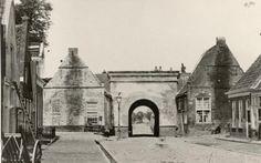 Groningen. binnenzijde Boteringepoort 1870-1880