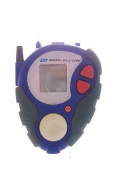 Tamagotchi Digital-Monster (Digimon) D-3 Digivice Digimon Link System Bleu - Blue