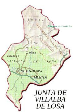 Junta de #Villalba de #Losa. Las #Merindades. #Burgos