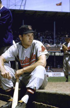 Ken Boyer - St Louis Cardinals