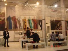 Fuarlar | ITMA Barcelona 22-29 Eylül 2011 | Setaş