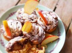 """""""Den store bagedyst"""": Muffins med kanel og æble   Mad & Bolig"""