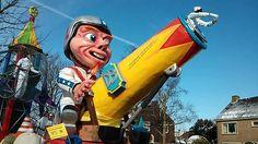 Carnaval Zwaag 2013