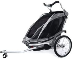 Thule® Chariot Chinook 1 Multi-Sport Child Carrier in Charcoal