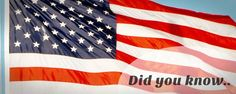 10 Facts You May Not Know About Our National Flag