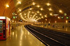 station in Monaco  by Laura O'Connor