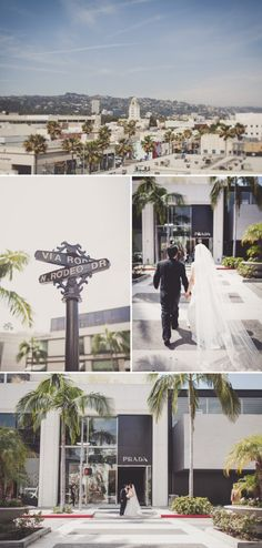 Luxurious and classic wedding, Prada~ Luxe Rodeo Drive, Beverly Hills, Linda Arredondo Photography, A Good Affair Wedding and Event Production