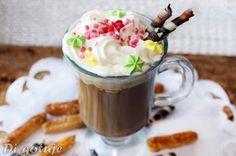 Di gotuje: Wagańska kawa z napojem z orzechów macadamia i bit...