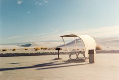 White Sands - Leica R3, 50mm, Rollei CN 200