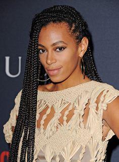 70 best Celebrity Braids images on Pinterest | Hair, Hairdos and Braid