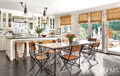 window coverings Kitchen Confidential - The Best Of The Best | LUXE Source