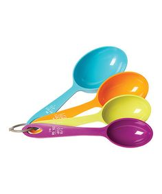 Take a look at this Measuring Cup Set by Bake Sale Collection on @zulily today!