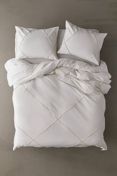 Shop Mila Overlock Duvet Cover at Urban Outfitters today. We carry all the latest styles, colors and brands for you to choose from right here. 100 Cotton Duvet Covers, Cotton Bedding Sets, Cotton Sheets, Duvet Sets, Duvet Cover Sets, Floral Comforter, Comforter Cover, Toddler Duvet