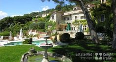 Villa in Stone with Pool and Panoramic Sea View in Cannes