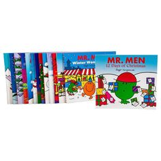 Mr Men & Little Miss Christmas 14 Childrens Books By Roger Hargreaves