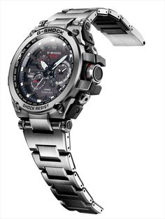 G-Shock Metal Twisted MT-G Collection