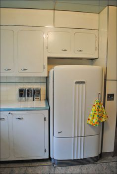 cabinets kitchen online 30 best the retro fridge images on 1948