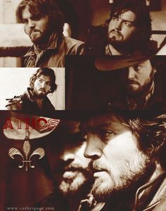 Athos - images from the up and coming S2 of The Musketeers. Coloring by me (cathelms) with images from Jessica Pope.