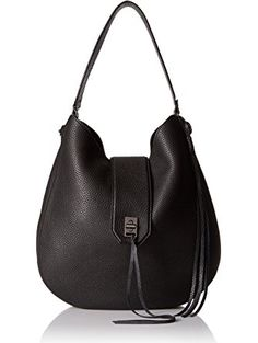 95374acedd1998 Hobo bags are hot this season! The Rebecca Minkoff Darren Leather Hobo Bag  is a top 10 member favorite on Tradesy.