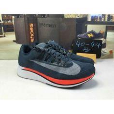 6b979f6e0829f Nike Zoom VaporFly 4% Men s Blue Fox Bright Crimson-University Red-Black.  Hotrunningshoeshelper · nike sneaker