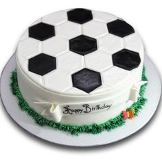 Cupcake Cakes, Cupcakes, Cakes For Boys, Soccer Ball, Birthday Cakes, Barcelona, Baking, Image, Sweets