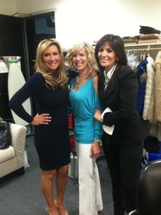 Dawn, Debby Boone and Lea Journo!