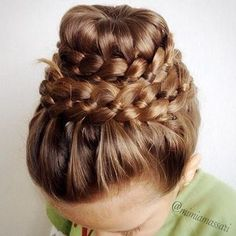 Perfect Side Braid & Bun | Hair and Beauty Tutorials | Bloglovin