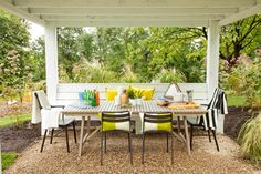 10 Ways to Make the Most of Your Tiny Outdoor Space | Decorating and Design Blog | HGTV