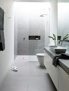 97 Best Small Bathroom Designs images | Bathroom, Home ...