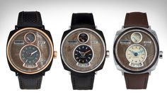 REC P-51 Automatic Watch