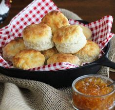 This recipe shares the secrets to making the perfect Southern Buttermilk Biscuits!