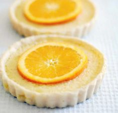 Tarte à l'orange au thermomix