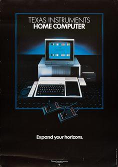 Texas Instruments personal computer