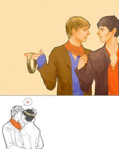 Fy Merlin x Arthur