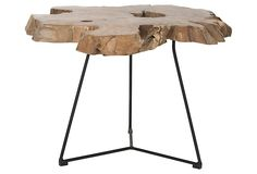 Boris Coffee Table | Settle in Santa Fe | One Kings Lane