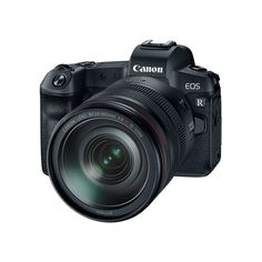 If you are looking for the everyday professional #photo and #video workhorse, look no further. The #Canon EOS R Body is perfect for the all rounder. No matter what the task, this little mirrorless will be able to take it on. This is Canon's first mirrorless full-frame and features the same sensor as the Canon 5D Mark IV. #CanonPhotography Camera With Flip Screen, Full Frame Camera, Best Canon Camera, Canon Lens, Canon Kamera, Appareil Photo Reflex, Camera Gear, Dslr Cameras, Digital Cameras