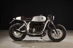 "BMW R100RS Cafe Racer ""Helmut"" by Deep Creek Cycleworks #motorcycles #caferacer #motos 