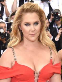 Amy Schumer is the first ever woman to make the Forbes list for top paid comedians.. That's some serious girl power we can all celebrate.