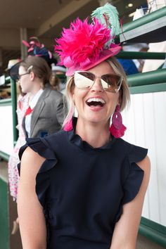 Fabulous Hats at the Kentucky Derby and Kentucky Oaks