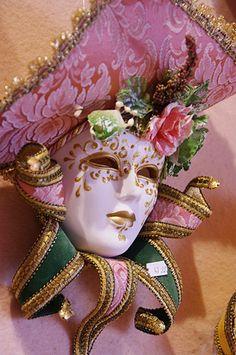 Venetian mask.....