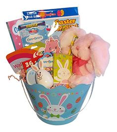Easter gift basket blue 10 pc private label httpamazon carebear easter gift basket private label httpamazon negle Image collections