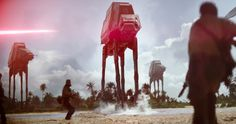 'Rogue One: A Star Wars Story' Trailer Is Here -- Felicity Jones leads a crew of Rebel spies in a mission to steal plans for the first Death Star in the 'Star Wars: Rogue One' teaser trailer. -- http://movieweb.com/rogue-one-star-wars-trailer/